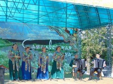 VI открытый фестиваль камня «Самоцветная сторона»