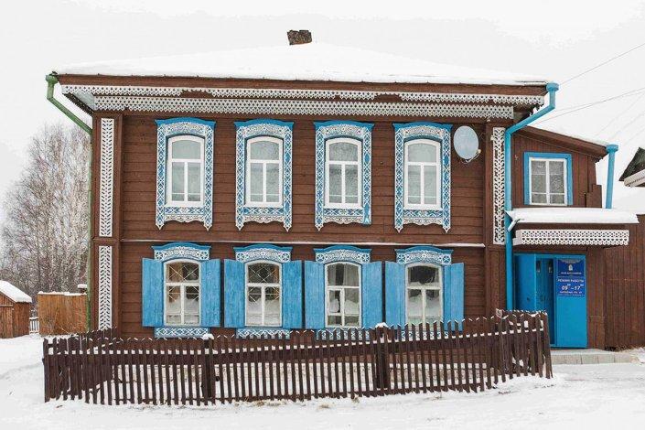 Музей быта и ремесел поселка Висим