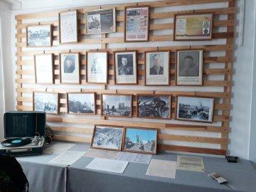 Выставка «Висимчане - участники Сталинградской битвы»