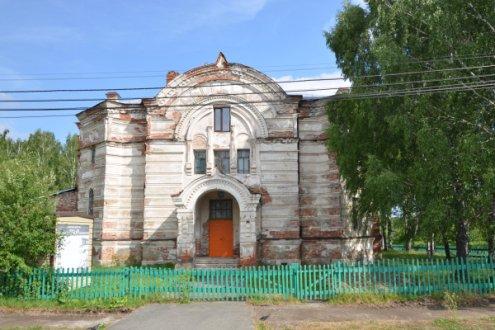 Храм во имя святителя Николая Чудотворца, поселок Висим