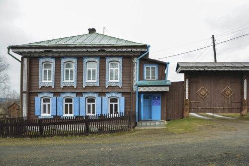 Музей быта и ремёсел п. Висим