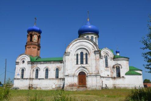 Храм во имя Покрова Пресвятой Богородицы, село Покровское
