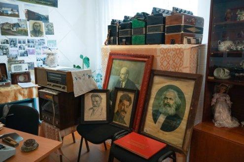 Музейная комната Кайгородского дома культуры